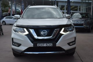 2019 Nissan X-Trail T32 Series II N-TREK X-tronic 2WD White 7 Speed Constant Variable Wagon