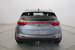 2016 Kia Sportage QL MY16 Si 2WD Silver 6 Speed Sports Automatic Wagon
