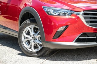 2020 Mazda CX-3 DK2W7A Maxx SKYACTIV-Drive FWD Sport Red 6 Speed Sports Automatic Wagon.
