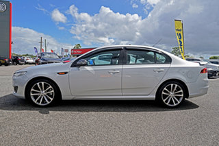 2015 Ford Falcon FG X XR6 Turbo Silver 6 Speed Sports Automatic Sedan