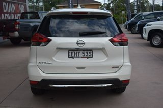 2019 Nissan X-Trail T32 Series II N-TREK X-tronic 2WD White 7 Speed Constant Variable Wagon.
