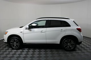 2017 Mitsubishi ASX XC MY17 LS 2WD White 6 Speed Constant Variable Wagon
