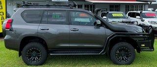 2018 Toyota Landcruiser Prado GDJ150R GXL Charcoal 6 Speed Sports Automatic Wagon.