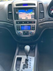 2011 Hyundai Santa Fe CM MY12 Highlander White 6 Speed Sports Automatic Wagon