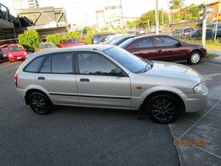 1999 Mazda 323 Astina Gold 4 Speed Automatic Hatchback