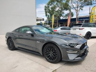 2019 Ford Mustang GT Magnetic Sports Automatic Fastback.