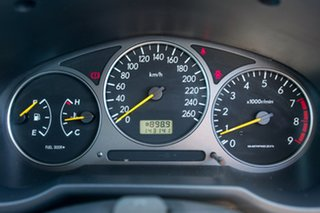 2000 Subaru Impreza N MY00 WRX AWD Silver 5 Speed Manual Sedan.