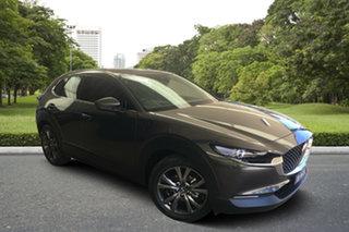 2020 Mazda CX-30 DM4WLA X20 SKYACTIV-Drive i-ACTIV AWD Astina Machine Grey 6 Speed Sports Automatic.