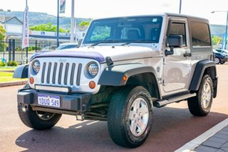 2011 Jeep Wrangler JK MY2010 Sport Silver 6 Speed Manual Softtop.