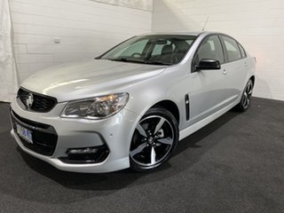 2016 Holden Commodore VF II MY16 SV6 Black Nitrate 6 Speed Sports Automatic Sedan
