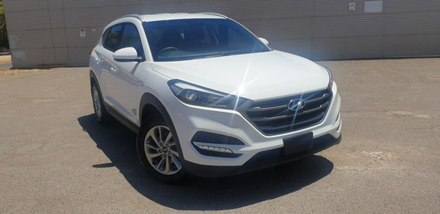 Used Hyundai Tucson TL MY17 Active 2WD Elizabeth, 2016 Hyundai Tucson TL MY17 Active 2WD White 6 Speed Sports Automatic Wagon