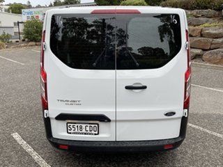 2018 Ford Transit Custom VN 2017.75MY 290S Low Roof SWB Frozen White 6 Speed Automatic Van