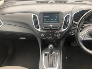 2019 Holden Equinox EQ MY18 LS+ FWD Silver 6 Speed Sports Automatic Wagon