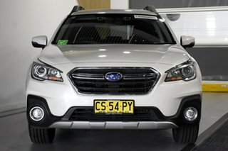 2018 Subaru Outback MY17 2.5I (fleet Edition) White Continuous Variable Wagon