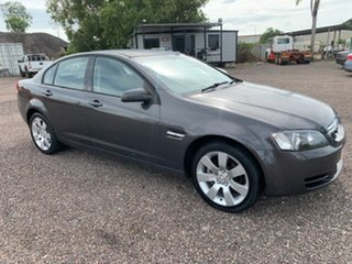 2007 Holden Commodore VE ACLAIM Grey 4 Speed Auto Active Select Sedan.