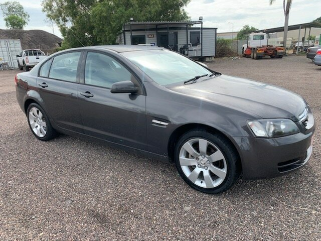 Used Holden Commodore VE Pinelands, 2007 Holden Commodore VE ACLAIM Grey 4 Speed Auto Active Select Sedan