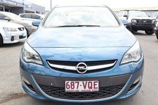 2012 Opel Astra AS GTC Blue 6 Speed Sports Automatic Hatchback