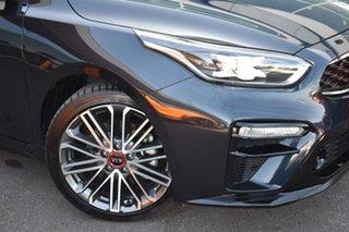 2019 Kia Cerato BD MY20 GT DCT Gravity Blue 7 Speed Sports Automatic Dual Clutch Hatchback.