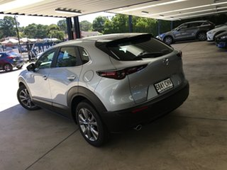 2020 Mazda CX-30 DM2W7A G20 SKYACTIV-Drive Evolve Sonic Silver 6 Speed Sports Automatic Wagon