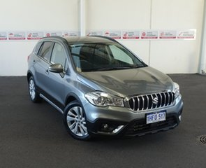 2018 Suzuki S-Cross MY16 Turbo 6 Speed Automatic Wagon.