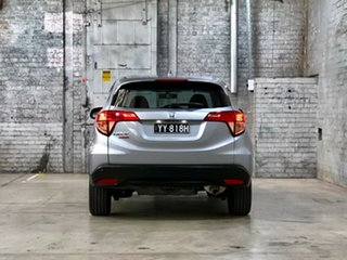 2016 Honda HR-V MY16 Limited Edition Silver 1 Speed Constant Variable Hatchback