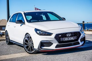 2018 Hyundai i30 PDe MY18 N Performance White 6 Speed Manual Hatchback