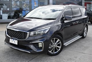 2019 Kia Carnival YP MY20 Platinum Grey 8 Speed Sports Automatic Wagon.