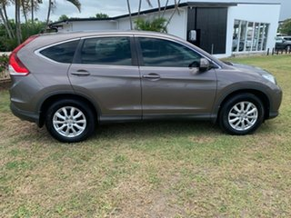 2013 Honda CR-V Bronze 6 Speed Automatic Wagon
