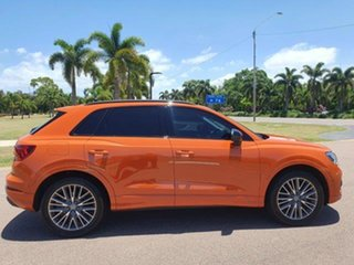 2019 Audi Q3 F3 MY20 35 TFSI S Tronic Launch Edition Pulse Ora 6 Speed Sports Automatic Dual Clutch