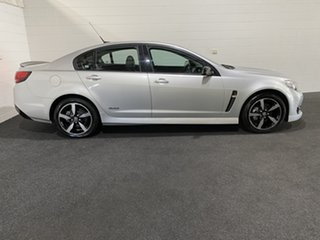 2016 Holden Commodore VF II MY16 SV6 Black Nitrate 6 Speed Sports Automatic Sedan.