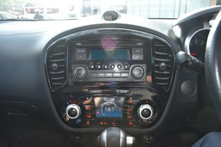 2013 Nissan Juke F15 MY14 ST 2WD Black 1 Speed Constant Variable Hatchback