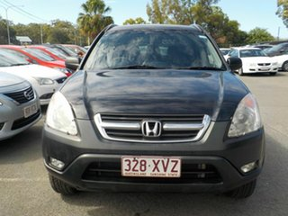 2003 Honda CR-V RD MY2004 4WD Black 4 Speed Automatic Wagon