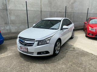 2009 Holden Cruze JG CD 6 Speed Sports Automatic Sedan