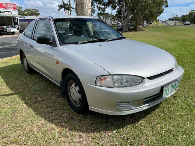 Used Mitsubishi Lancer CC GL Clontarf, 1996 Mitsubishi Lancer CC GL Silver 3 Speed Automatic Coupe