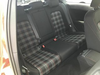 2017 Volkswagen Golf 7.5 MY18 GTI DSG Original Red 6 Speed Sports Automatic Dual Clutch Hatchback