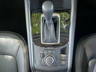 2020 Mazda CX-5 KF4W2A GT SKYACTIV-Drive i-ACTIV AWD Deep Crystal Blue 6 Speed Sports Automatic