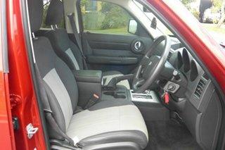 2009 Dodge Nitro KA MY09 SX Red 4 Speed Automatic Wagon