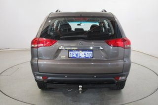2015 Mitsubishi Challenger PC (KH) MY14 LS Ironbark 5 Speed Sports Automatic Wagon