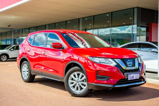 Used Nissan X-Trail T32 Series II ST X-tronic 2WD Gosnells, 2019 Nissan X-Trail T32 Series II ST X-tronic 2WD Red 7 Speed Constant Variable Wagon
