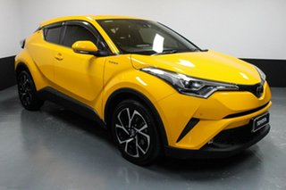 2017 Toyota C-HR NGX10R Koba S-CVT 2WD 7 Speed Constant Variable Wagon.