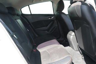 2016 Mazda 3 BM5426 XD SKYACTIV-MT Astina White 6 Speed Manual Hatchback