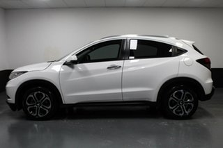 2018 Honda HR-V MY17 VTi-L White 1 Speed Constant Variable Hatchback