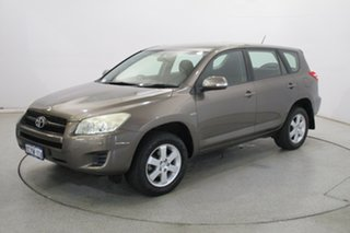 2008 Toyota RAV4 ACA33R MY08 CV Bronze 4 Speed Automatic Wagon.