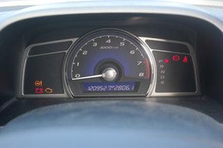 2009 Honda Civic 8th Gen MY09 Sport Silver 5 Speed Automatic Sedan