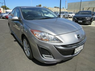 2010 Mazda 3 SP25 Activematic Sedan.