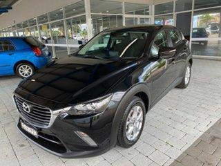 2016 Mazda CX-3 DK Maxx (AWD) Jet Black 6 Speed Automatic Wagon.