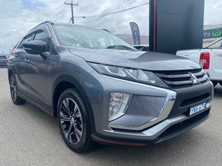 2018 Mitsubishi Eclipse Cross YA MY18 ES 2WD Grey 8 Speed Constant Variable Wagon.