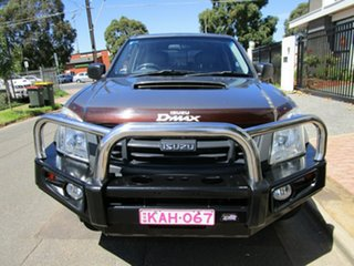 2010 Isuzu D-MAX TF MY10 SX (4x4) White 5 Speed Manual Dual Cab Utility