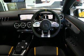 2020 Mercedes-Benz CLA-Class CLA45 AMG SPEEDSHIFT DCT 4MATIC+ S Yellow 8 Speed