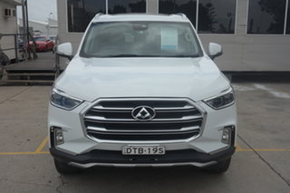 2017 LDV D90 SV9A Deluxe White 6 Speed Sports Automatic Wagon.